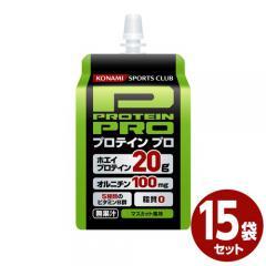 プロテインプロ 15袋 / マスカット風味